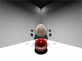 Monte Carlo (Stochastic) Ray Tracer